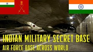 Download Top 5 Indian Military Secret Bases all over the world Video