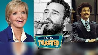 Download RIP FLORENCE HENDERSON, FIDEL CASTRO AND MORE - Double Toasted Podcast Highlight Video