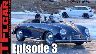 Download Porsches on Ice & How to Replace an IMS Bearing - Project Porsche Ep. 3 Video