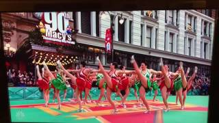 Download The Rockettes - Macy's Thanksgiving Day Parade 2016 Video