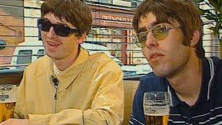 """Download Oasis: Supersonic Documentary Clip: """"Bad Reputation″ Video"""