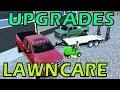 Download Farming Simulator 17 - Lawn Care Shop Upgrades - New Mower, Trucks & Trailer Video