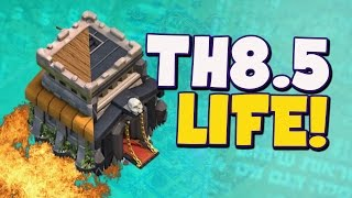 Download Clash of Clans: ″TH8.5 Life!″   What Works... What Doesn't? War and Farming! Video