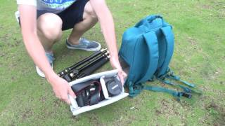 Download Andoer Water-resistant Shockproof Photography with Rain Cover Video