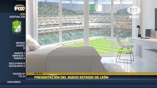 Download ¡Todo esto tendrá el nuevo estadio de León! Video