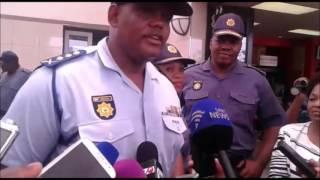 Download Police Commissioner: Lt.Gen. Khomotso Phahlane visits malls in Gauteng Video
