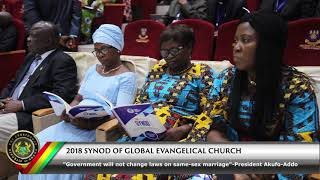Download 2018 Synod of the Global Evangelical Church Video