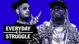 Download Smokepurpp Responds to Russ Fight Footage, 'Carter V' Tease, Bet Hip-Hop Noms   Everyday Struggle Video