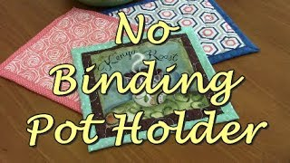 Download No Binding Pot Holder Video