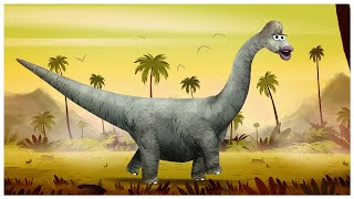 Download ″Apatosaurus,″ Dinosaurs Songs by StoryBots Video
