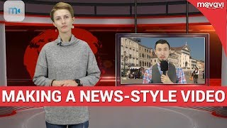 Download How to Make a News-Style Video Video