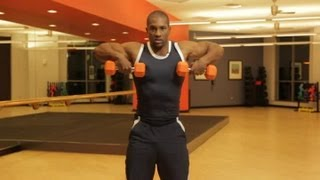 Download Trapezius Workouts Using Dumbbells : Fitness & Muscle Building Video