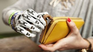 Download 3 Super Cool Robot Hands / Prosthetic Bionic Hands Can Be Replaced Video