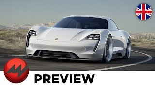 Download Porsche Mission E - This Electric Car is a true Sports Car! Video