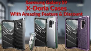 Download Samsung Galaxy S9 X-Doria Cases With Amazing Feature & Discount - YouTube Tech Guy Video