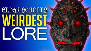 Download The Weirdest Lore in the Elder Scrolls Series Video