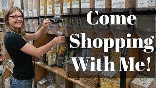 Download Zero Waste Grocery Shopping // LivingWasteFree Video