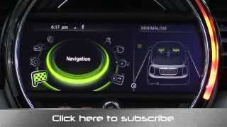 Download 2015 Mini Coonnected Infotainment and Navigation System Review Video