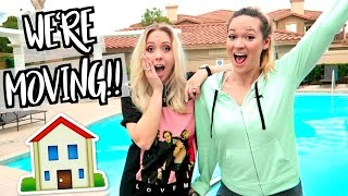 Download WE'RE MOVING!! + ROOM DECOR HAUL!! Video