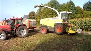 Download Koszenie kukurydzy 2018/Claas Jaguar 900/Case/Zetor/Ursus Video