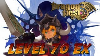 Download Dragon Nest - Level 70 EX Skills Video