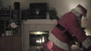 Download The Real Santa Claus Caught on Video Video
