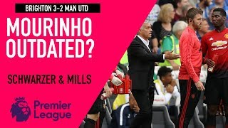 Download Mourinho's management style outdated? | Brighton 3-2 Man Utd | Astro SuperSport Video