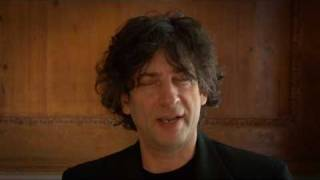 Download Neil Gaiman - 3 books that have changed my life Video