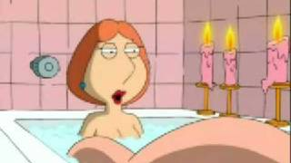 Download family guy tub for two Video