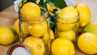 Download The Science Behind Making Preserved Lemons Video