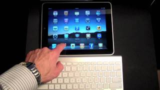 Download Apple iPad: Using an Apple Wireless Keyboard Video