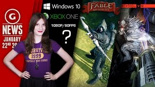 Download Xbox One to PC Streaming At 1080p/60fps; Evolve Defends DLC - GS Daily News Video