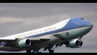 Download Funny ATC as President Obama Departs Boston Logan on Air Force One 6-26-2012 Video