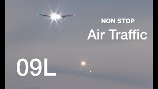 Download Non Stop Air Traffic over Windsor Castle to London Heathrow Airport Video