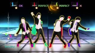 Download Just Danc 4 What Makes You Beautiful jogando no kinect Video