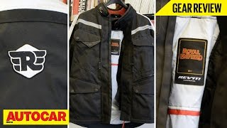 Download Royal Enfield Darcha Touring Jacket | Gear Review | Autocar India Video