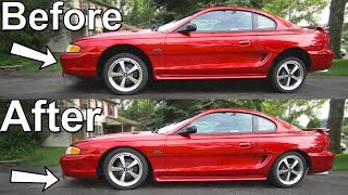 Download How to Lower your car with Coilovers Video