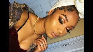 Download Holiday Smokey Cut Crease Makeup Look   MakeupTiffanyJ Video