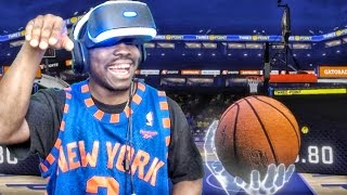 Download NBA 2K17 VIRTUAL REALITY GAMEPLAY ON PLAYSTATION VR! (2KVR) Video