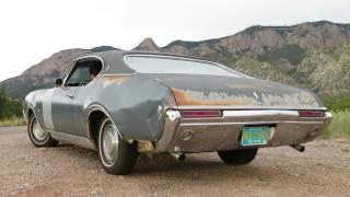 Download 1968 Olds Cutlass - Mountainside Cruise Video