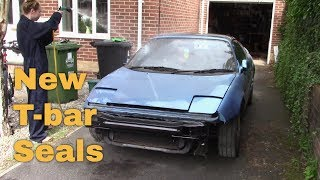 Download 1993 Toyota MR2 Project - Ep 13 - New T-bar Seals Video
