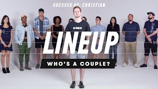 Download Who's a Couple from a Group of Strangers (Christian)   Lineup   Cut Video