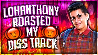 Download Lohanthony ROASTED My New DISS TRACK!!!! Video