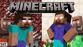 Download If Herobrine Had A Brother - Minecraft Animation Video