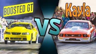 Download BoostedGT vs Kayla Morton - FINALLY Video