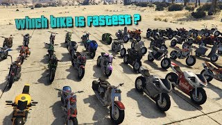 Download GTA V Online Which is fastest Bike | It's not Oppressor Video