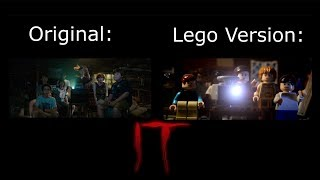 Download Lego IT Trailer Side by side Comparison Video