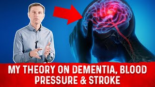 Download My Theory on Dementia, Blood Pressure & Stroke - Dr. Eric Berg DC Video