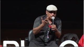 Download Theatre, the answer to my inner call | Piyush Mishra | TEDxBITSGoa Video