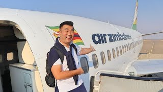 Download Air Zimbabwe - The World's Most Dangerous Airline? Video